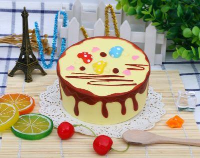 Squishy Cake Toy